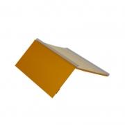 Porta Etiqueta Com Visor Dupla Face Pvc 35mm 100 cm - Cod 39 - pacote Com 10