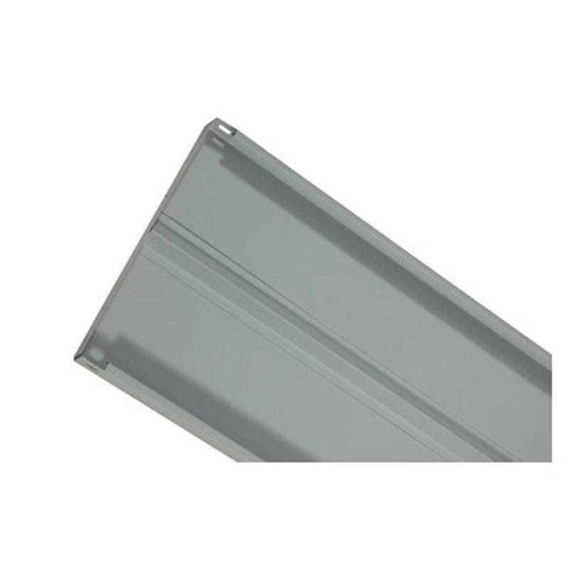 Bandeja de Aço para estante 40 cm - Chapa 22 - Caixa com 6 unidades