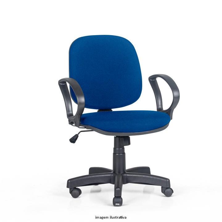 Cadeira Executiva 125 Frisokar - linha express azul