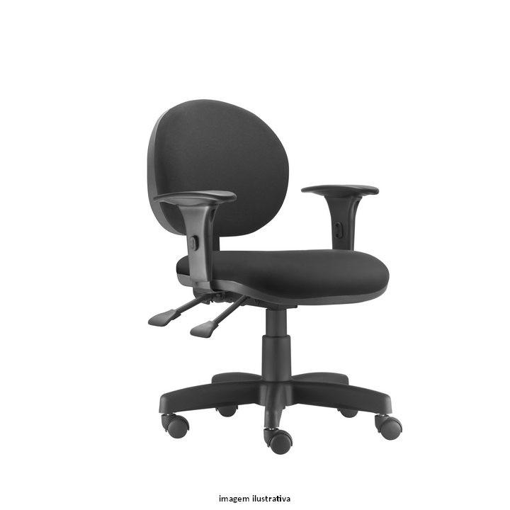 Cadeira Executiva 323 Frisokar regulável com braços e certificado nr 17 (DIRETO COM A FRISOKAR)