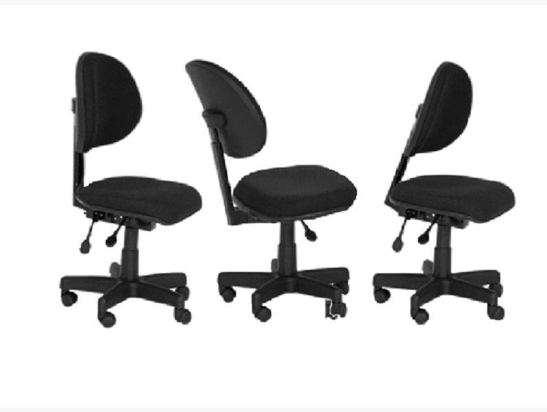 Cadeira Executiva com Back system sem braços
