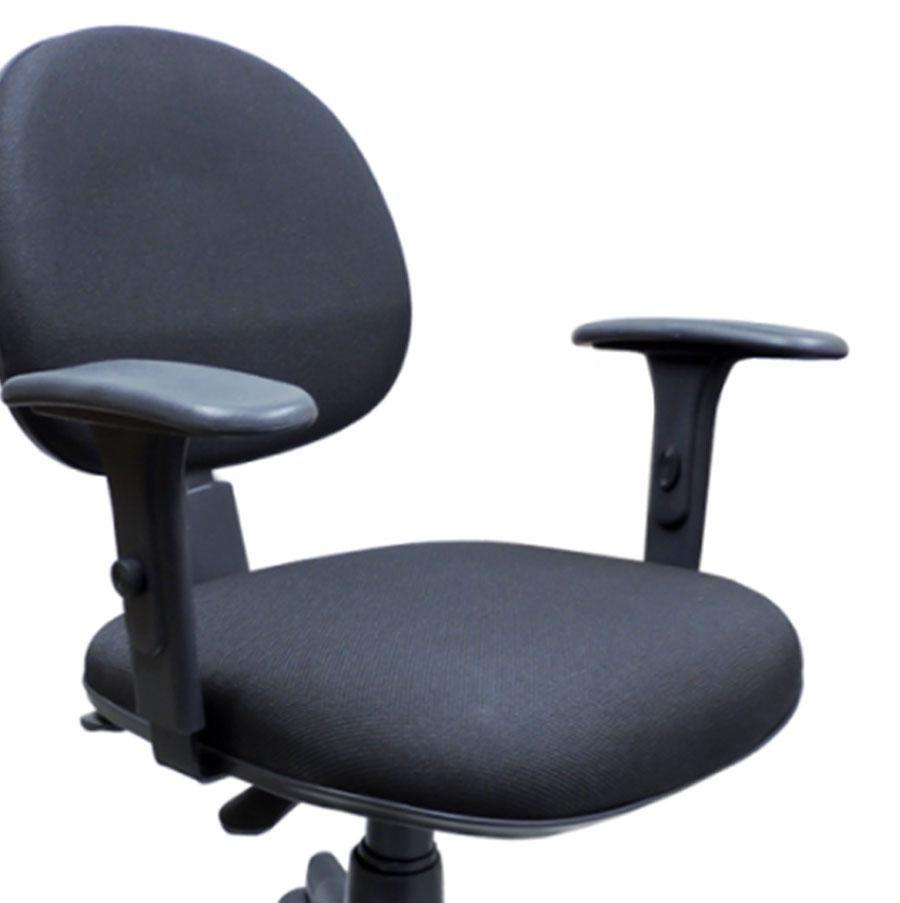 Cadeira Executiva nr 17  com braços  Acompanha certificado