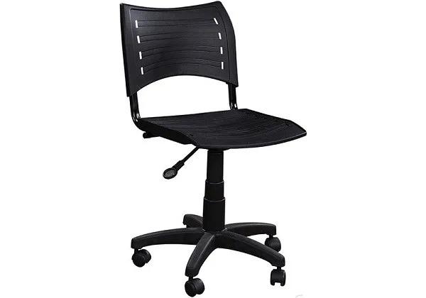 Cadeira ISO Giratória sem braços