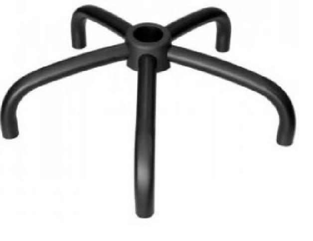 Cadeira para Costureira Nr17  Ergonomica Preta - Base Aranha