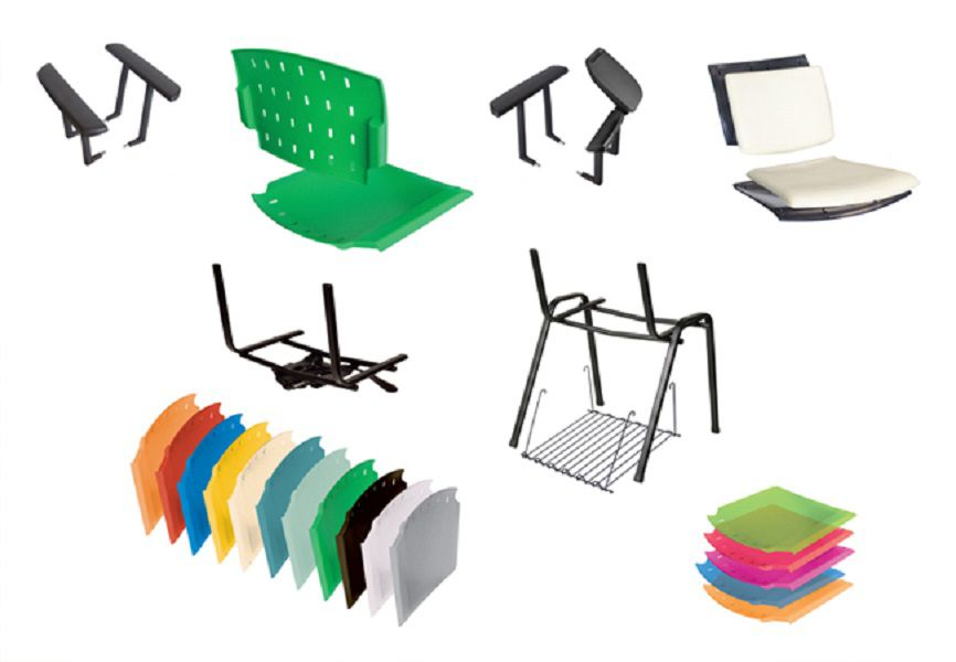 Cadeira Poltrona Londres Giratória Presidente