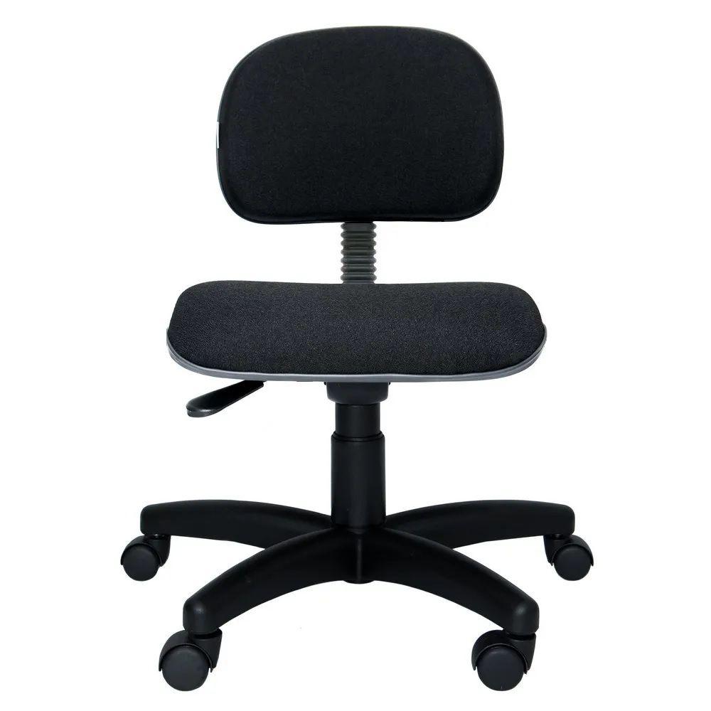Cadeira Secretaria ergonômica sem braços