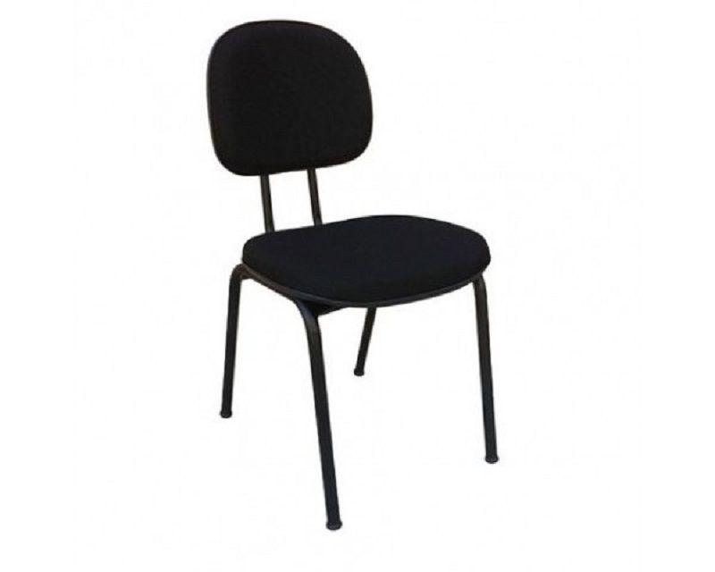 Cadeira Secretaria Fixa Pé Palito - L Duplo