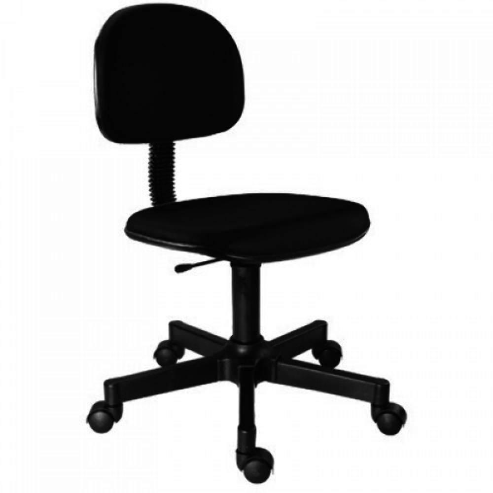 Cadeira Secretaria Giratória sem braços