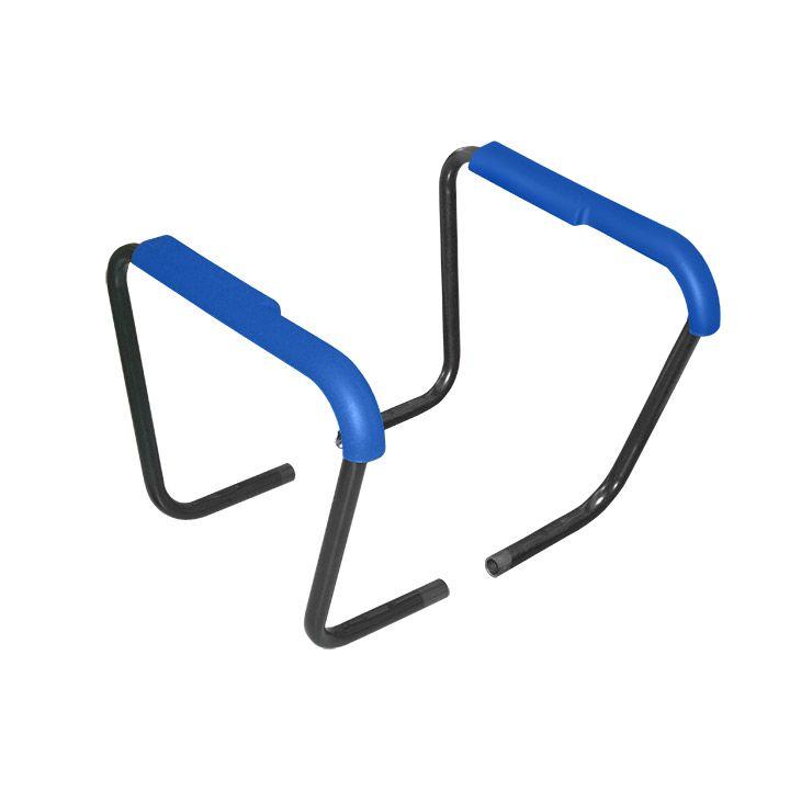 Capa para Braço Fixo de Cadeira ISO em PP