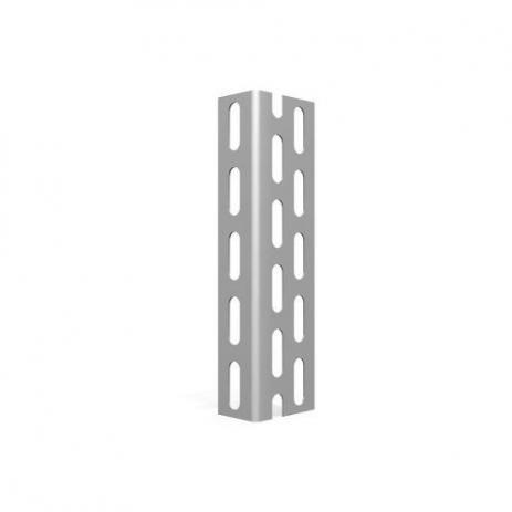 Coluna Para Estante Industrial L3 - 3 Mt - Ch 16