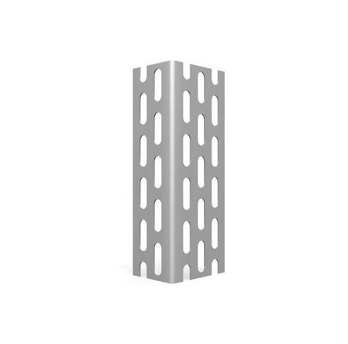 Coluna Para Estante Industrial L5  2,5 Mt - Ch14