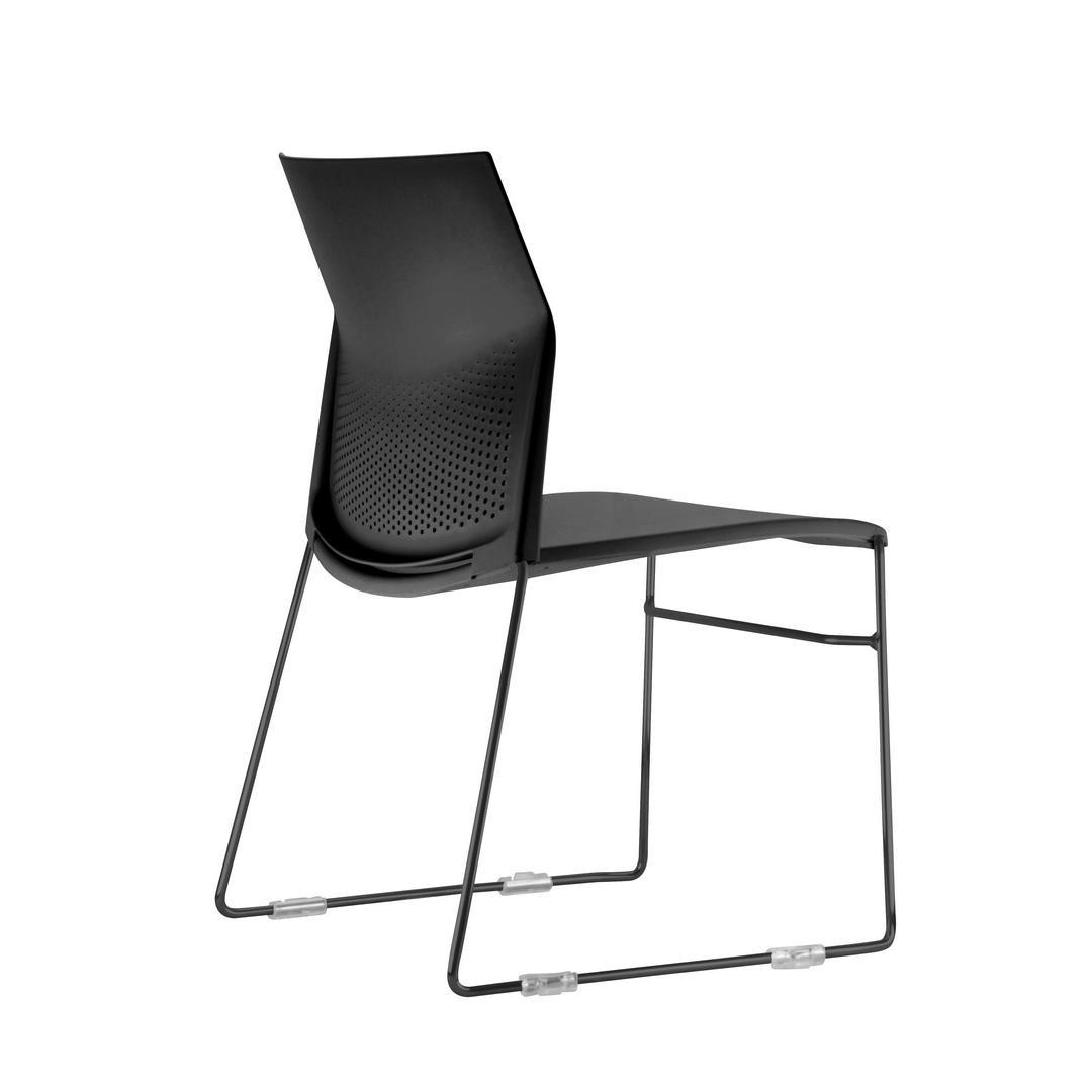 Connect cadeira empilhável