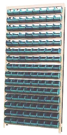 Estante caixa box organizadora para gavetas bin nº 4 com