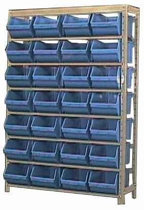 Estante caixa box organizadora para gavetas bin nº 7