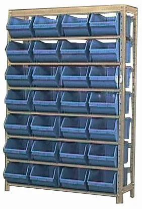 Estrutura para Estante caixa box organizadora