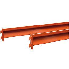 Longarina para Mini Porta Pallet 1200 mm - 500 kg - conjunto com 2 unidades