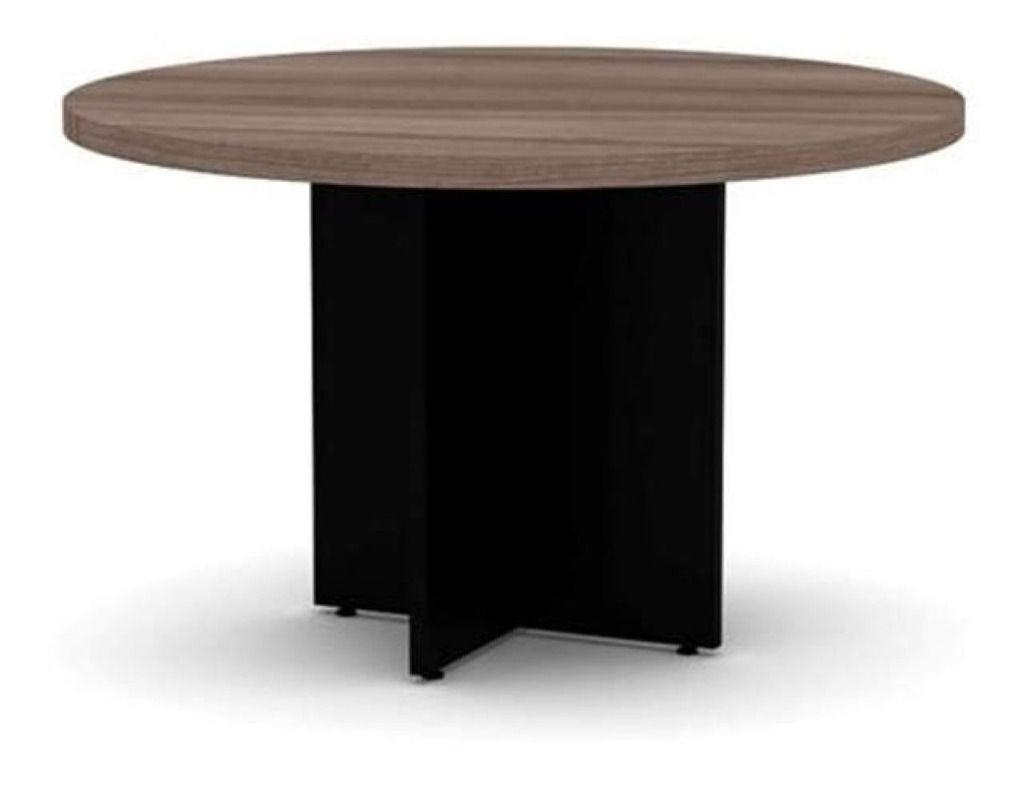 Mesa para Reunião Redonda PE40 1,10 mt - 40 mm