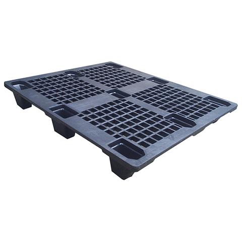 Pallet de Plástico Superfície Vazada 1000 x 1200 x 150mm