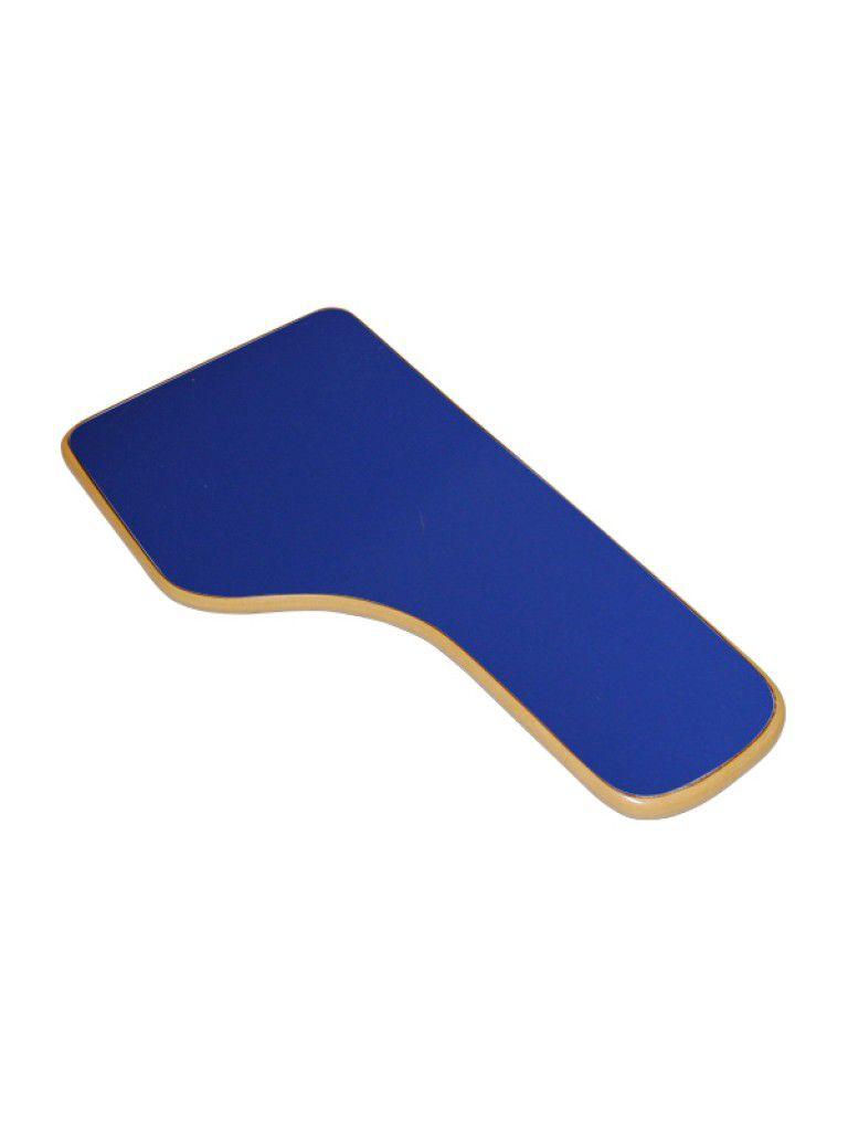 Prancheta para cadeira Universitária MDP - Pacote com 5 unidades.