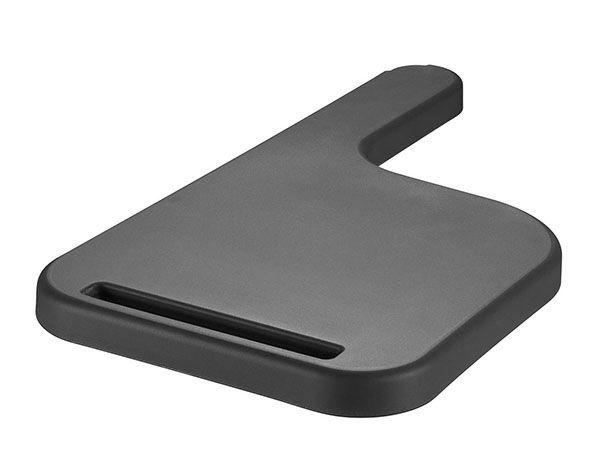 Prancheta para cadeira Universitária Polipropileno - Pacote com 5 unidades.