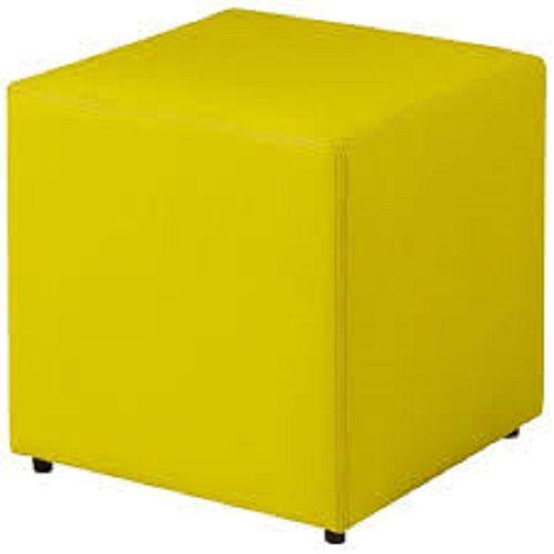 Puff Quadrado - 42 x 35 x 35 cm - Várias Cores