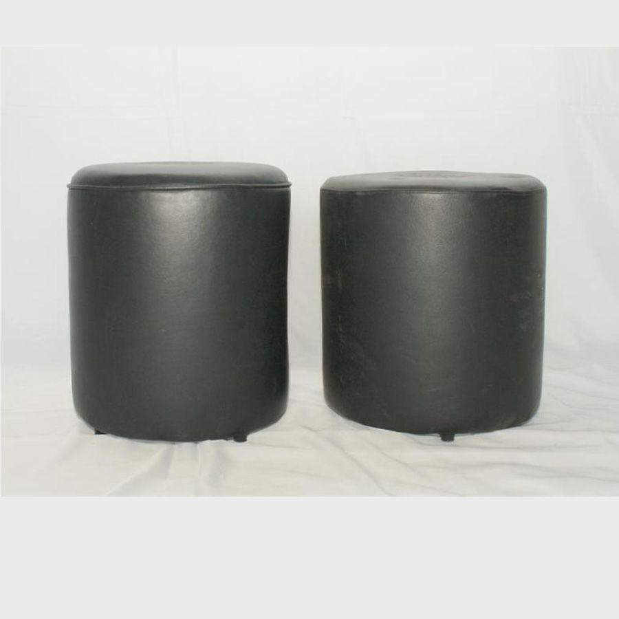 Puff Redondo - 38x38x43 cm