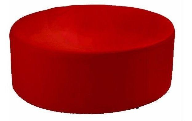 Puff Redondo - 75x43 cm