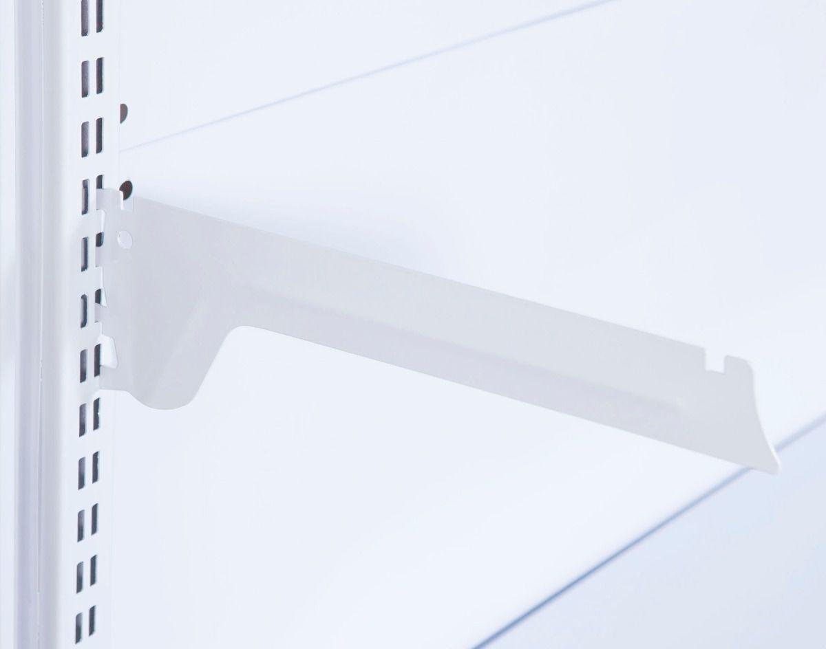 SLG ( Mão francesa ) para Gondola SA 30 cm - pacote com 10