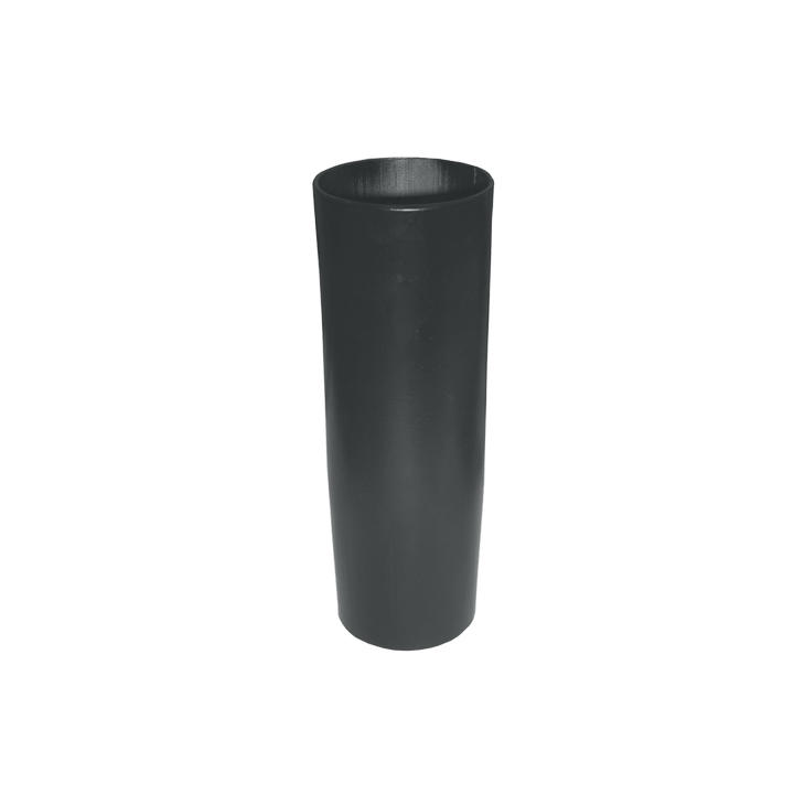 Tubo prolongador para cadeira caixa 15.1 cm Frisokar preto