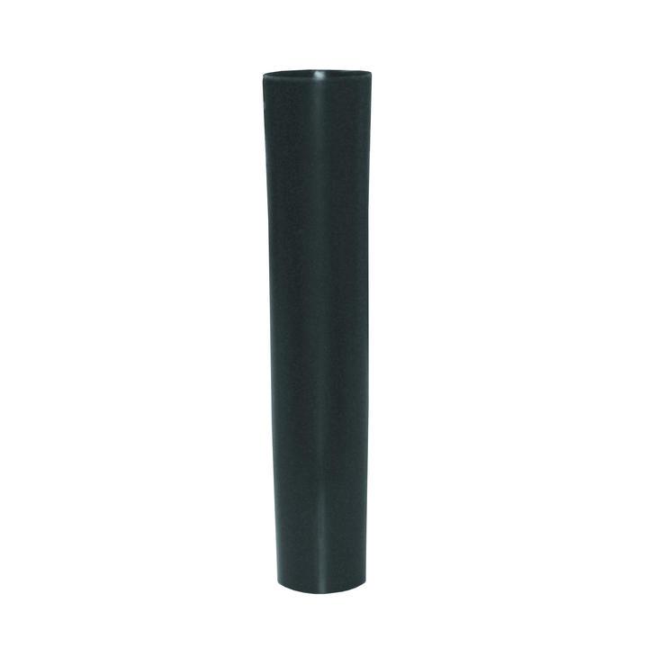 Tubo prolongador para cadeira caixa 26.5 cm Frisokar preto
