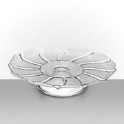 Prato para Bolo c/ Pé em Vidro Luvidarte 60 P TR