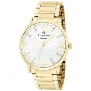 Relógio Feminino Champion Crystal CN25556H