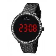 Relógio Feminino Champion Digital Preto CH48037D