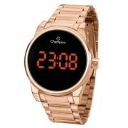 Relógio Feminino Champion Digital Rosê CH40124Z