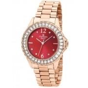 Relógio Feminino Champion Elegance Rose CN24299I