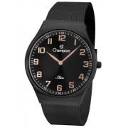 Relógio Feminino Champion Slim Preto CA21839P
