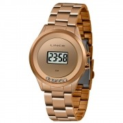Relógio Feminino Lince Digital Rose SDR4610L-BXRX
