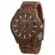 Relógio Feminino Lince Urban Amadeirado MRP4613P-N1NX