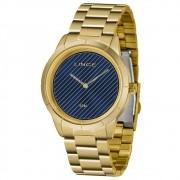 Relógio Feminino Lince Urban Dourado LRG625L-D1KX