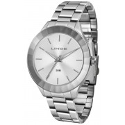 Relógio Feminino Lince Urban Prata LRM4592L-S1SX