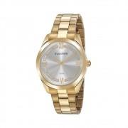 Relógio Feminino Mondaine Cristais Dourado 53816LPMVDE2