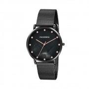 Relógio Feminino Mondaine Minimalista Preto 76737LPMVPE2