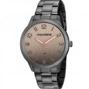 Relógio Feminino Mondaine Visor c/ Glitter Degrade 53785LPMVSE3