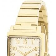 Relógio Feminino Technos Elegance boutique Dourado 2115KPJ/4D