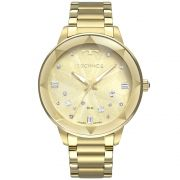 Relógio Feminino Technos Elegance Crystal 2039CE/4X