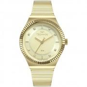 Relógio Feminino Technos Trend Dourado 2035MRU/4X