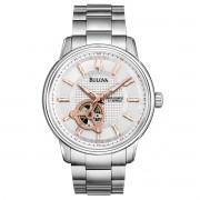 Relógio Masculino Bulova Automatic 21 Jewels WB22088Q