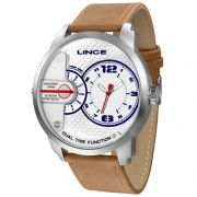 Relógio Masculino Lince Dual Time MRCH080S-B2TX