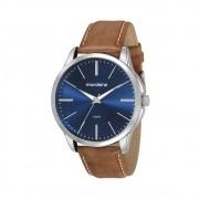 Relógio Masculino Mondaine Visor Azul Escuro 76706G0MVNH2