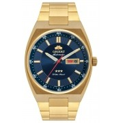 Relógio Masculino Orient Automatic Dourado 469GP087-D1KX